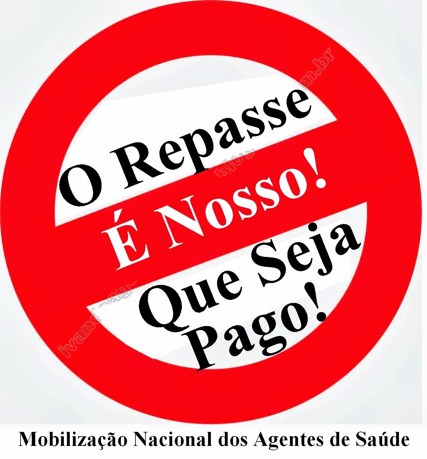 Mobilização Nacional  dos agentes de saúde MNAS piso nacional dos agentes de saude