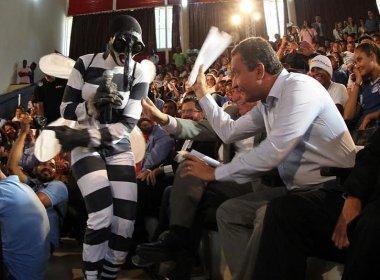 Foto: Manu Dias / Governo da Bahia